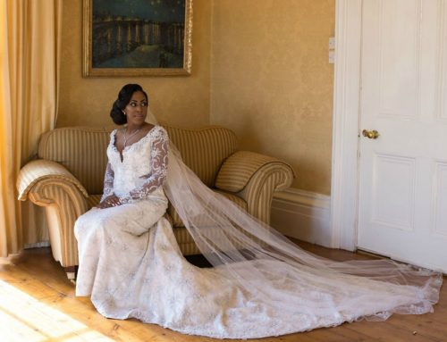 Fennes Manor House and a Luxury Wedding