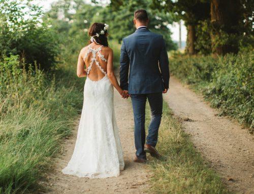 Emma's Rustic Wedding Style