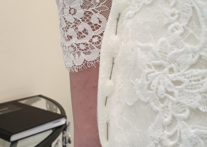 Wedding dress Alterations services brides from Buckinghamshire, London and Berkshire