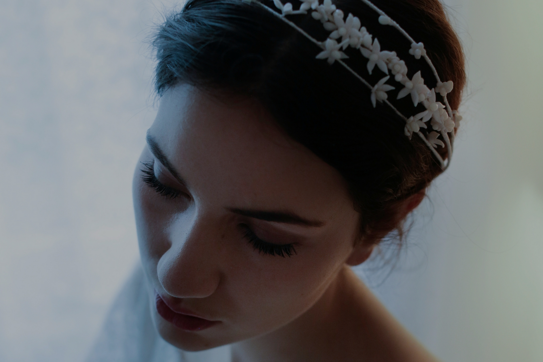 Bridal Headband Berkshire