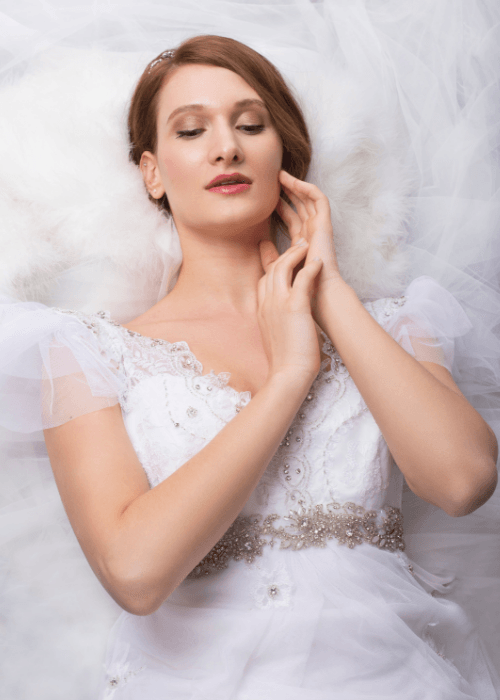 sophisticated and feminine wedding gowns