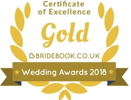 Oui Madam Atelier Win the BRIDEBOOK Gold Award For Excellence