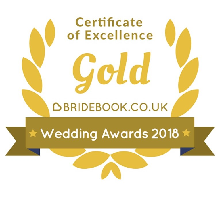 BRIDEBOOK Gold Award Oui Madam Bridal ATelier