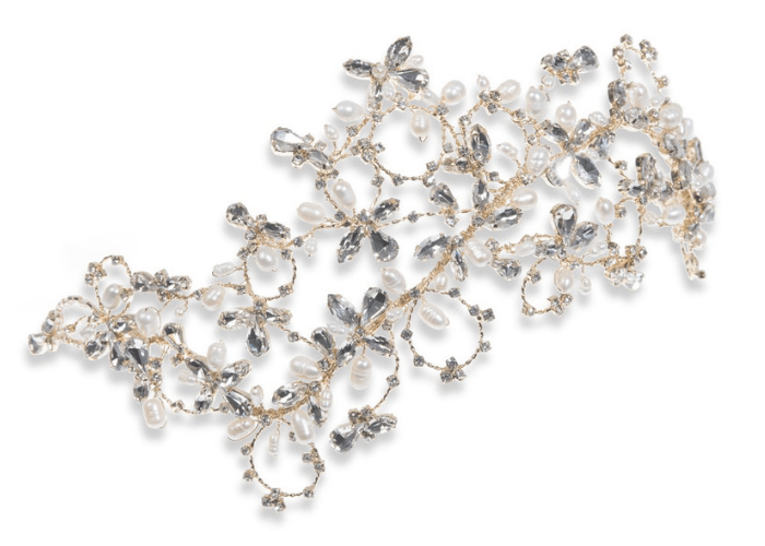 Bridal accesories Berkshire, Ivory and Co bridal jewellery