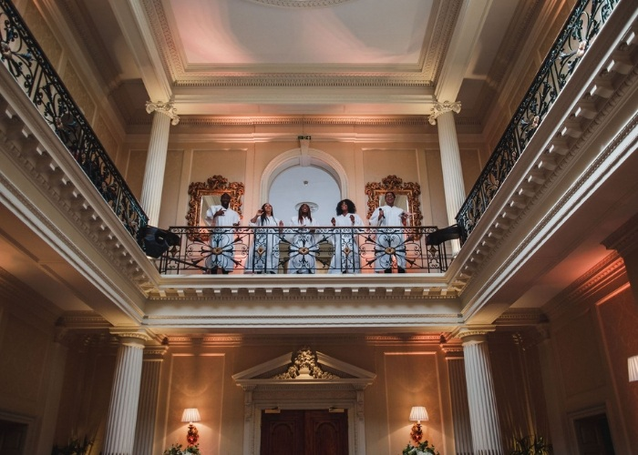 Hedsor House Spring Wedding, bespoke wedding dresses berkshire and buckinghamshire
