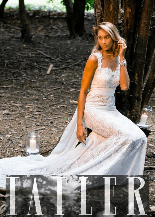 Tying the Knot with Tatler Magazine