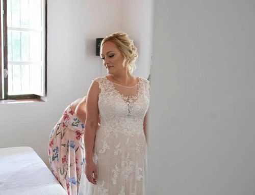 REAL BRIDE: BESPOKE WEDDING DRESS ALTERATIONS