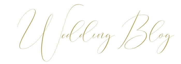 Wedding Blog Banner