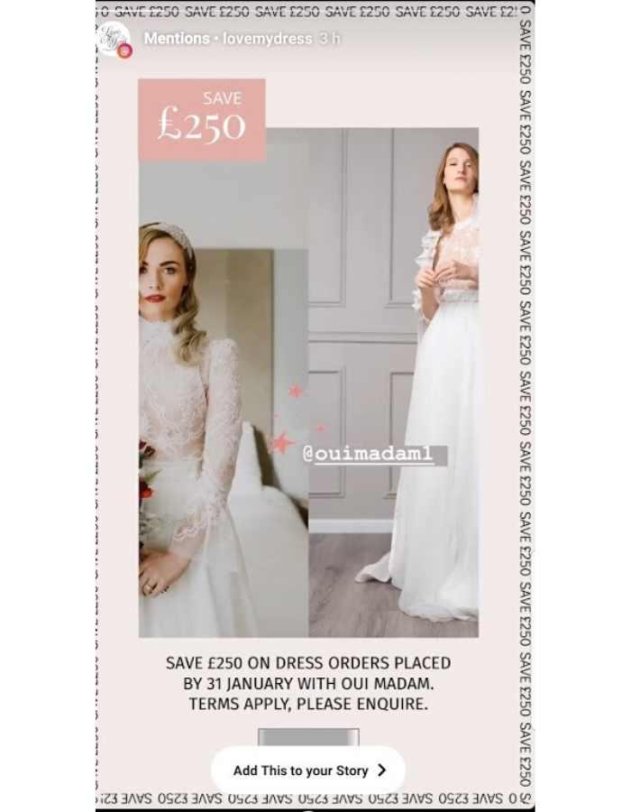 Couture Designer Wedding Dresses London, LOVE MY DRESS FEATURE