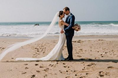 Uk Beach Wedding