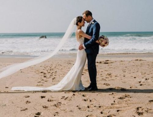 WEDDING ARTICLE | A UK BEACH WEDDING AT LUSTY GLAZE CORNWALL