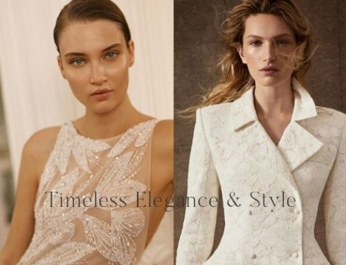WEDDING TRENDS | WEDDING DRESS TRENDS 2021 | QUALITY & TIMELESS STYLE