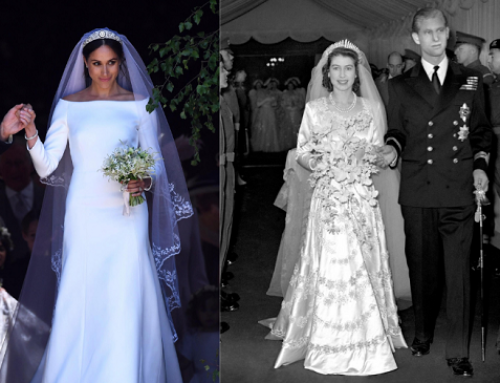 BRIDAL TRENDS | Timeless Royal Wedding Dresses