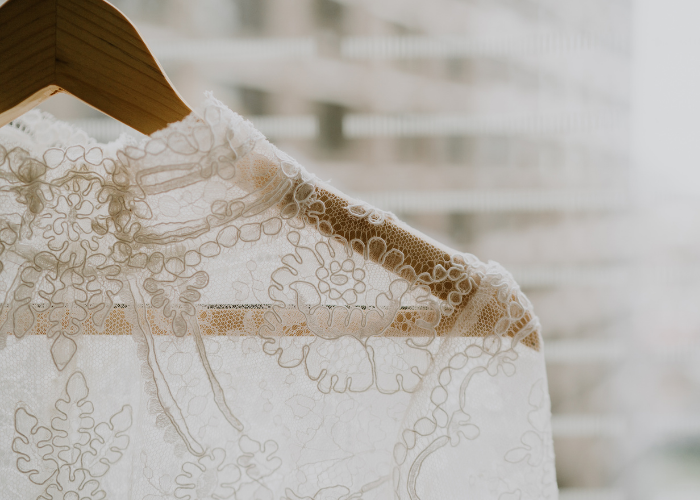 storing your wedding dress after the wedding